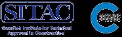SITAC-certifikat-svensk-borrar-förening-logotyp